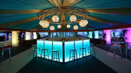 Ice and Lime Mobile Bar Hire