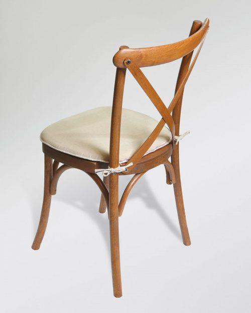 Cross Back Chair 021A