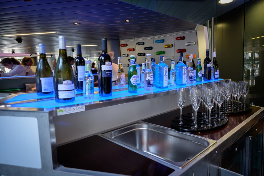 Back Bar | Ice and Lime | Mobile Bar Hire